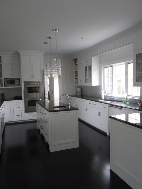 FRH Design Consultants contemporary kitchen