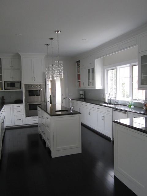 FRH Design Consultants contemporary-kitchen