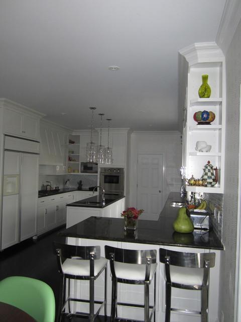 Frh design consultants contemporary kitchen new york for Design consultancy new york