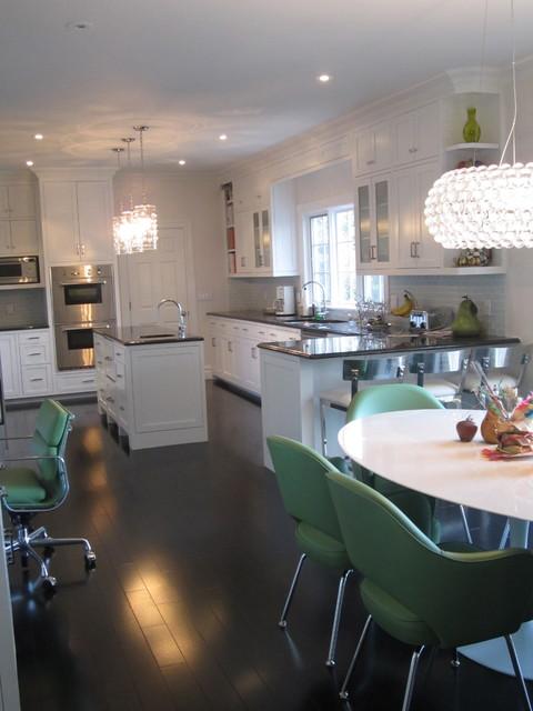 Frh design consultants contemporary kitchen new york for Kitchen design consultants