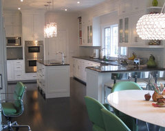 FRH Design Consultants contemporary-kitchen