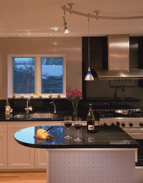 From Vision To Reality Contemporary Kitchen DC Metro By CARNEMARK Des