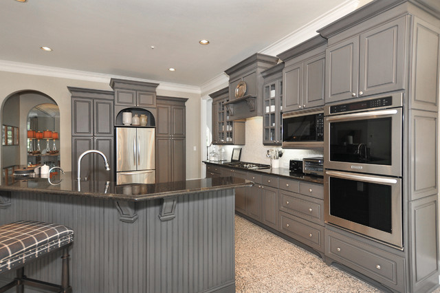 Foil Kitchen Cabinets - Kitchen Design Ideas