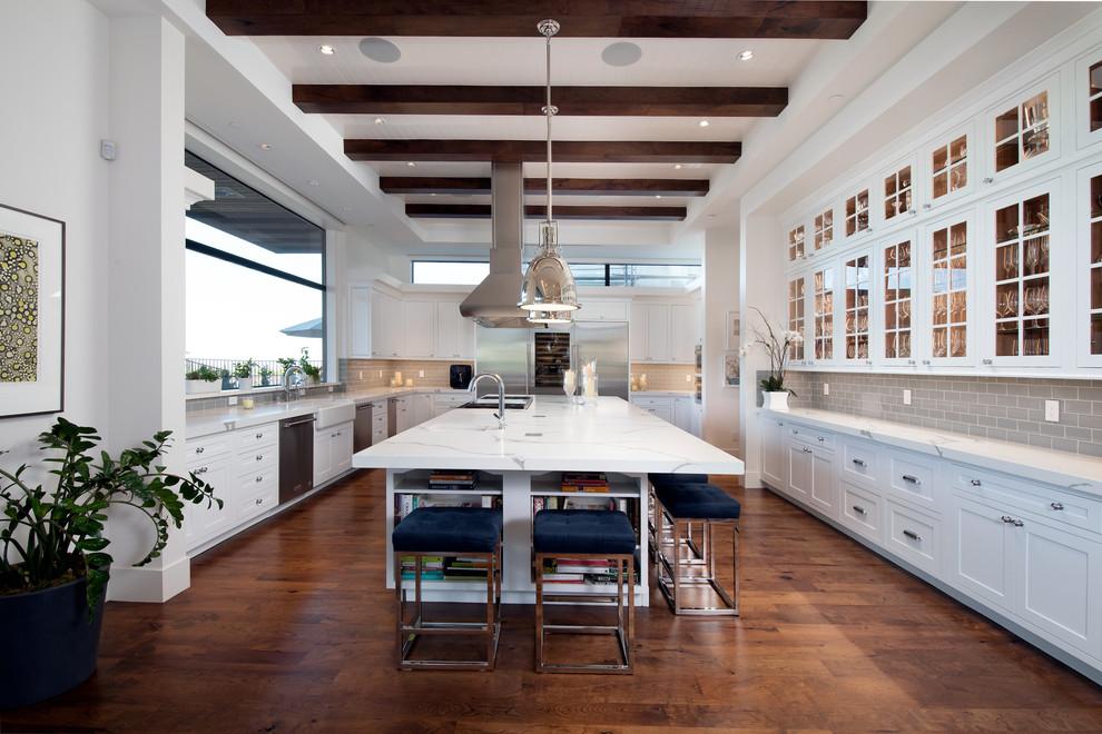 Full Custom Cabinets - Modern - Kitchen - Las Vegas - by ...