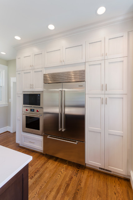 Full Height Cabinets Traditional Kitchen Richmond By Designline Home Transformations Houzz Uk