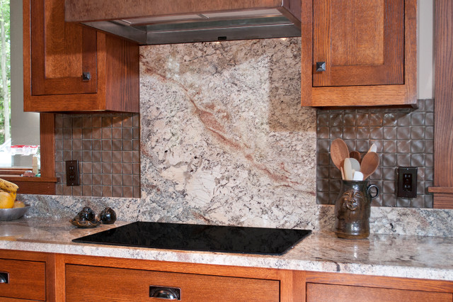 Granite With Backsplash Model Kitchen Backsplash Granite  Interior Design