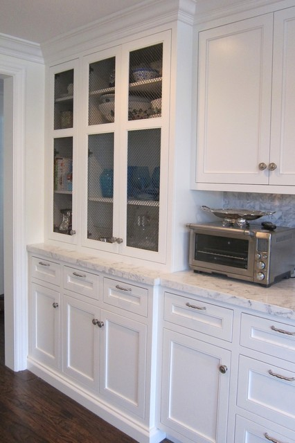 Full height kitchen cabinet for Full wall kitchen units