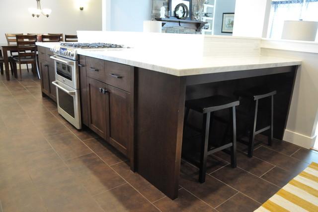 Fuller Lane Residence contemporary-kitchen