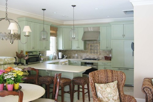 kitchens with a pop of color floorplan opinions
