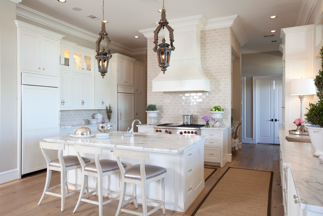 Fulshear Project traditional-kitchen