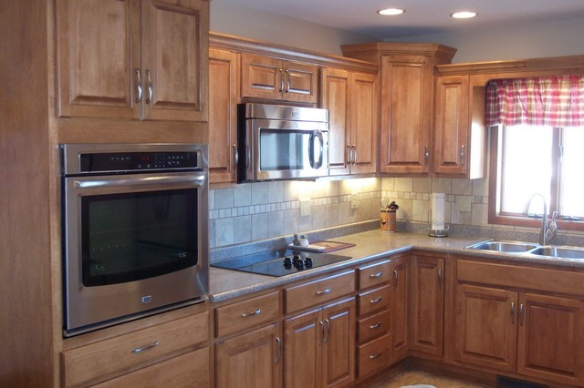 Fulton Remodel Traditional Kitchen Other By Roanoke Woodworking Inc