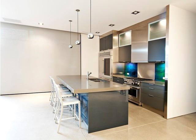 Fun cabana kitchen contemporary-kitchen
