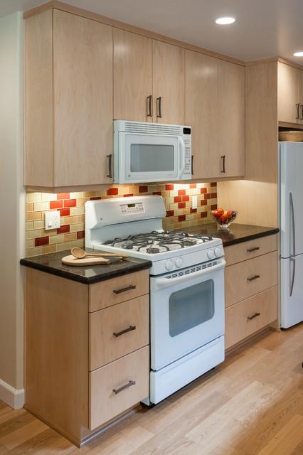 Functional Kitchen Design By Ken Rose: Summit Maple From Kitchen Craft  Transitional Kitchen