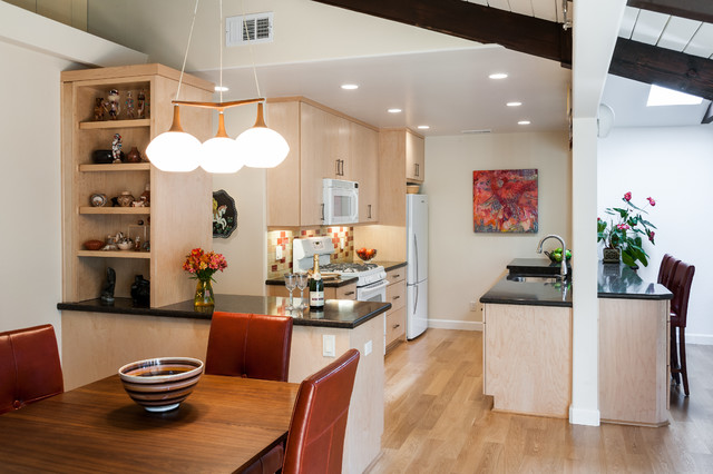 functional kitchen design by ken rose summit maple from