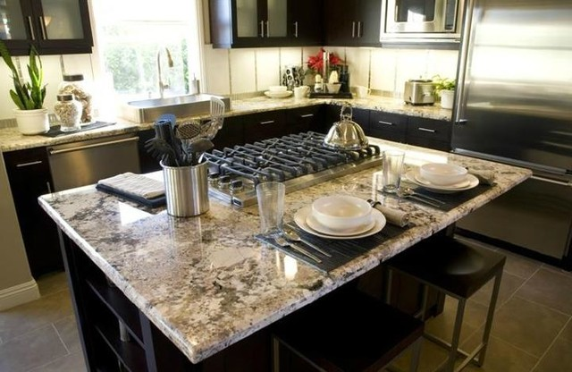 Functional kitchen islands - Functional kitchen island with sink ...
