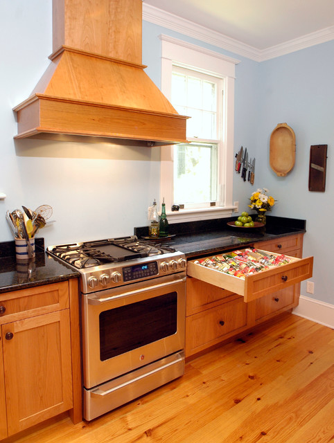 Functional Kitchen Remodel traditional-kitchen