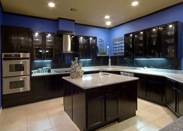 Funky Decor contemporary-kitchen