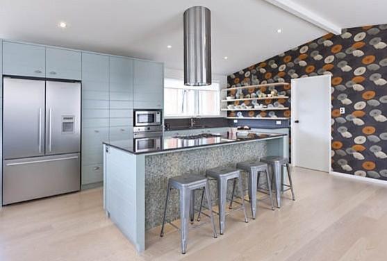 Funky retro kitchen eclectic-kitchen