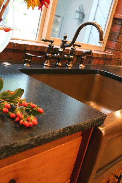 Furman Jr. Residence modern-kitchen