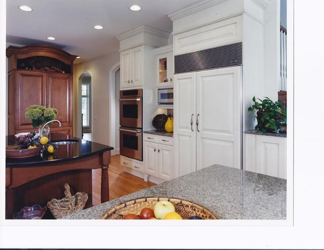 Furniture style Kitchen traditional-kitchen