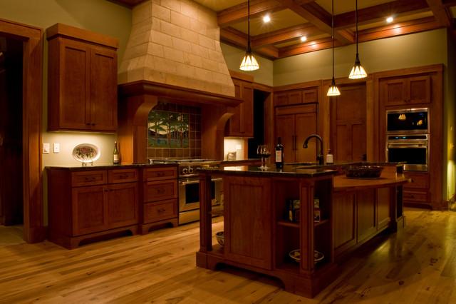 Gabriel Builders craftsman-kitchen