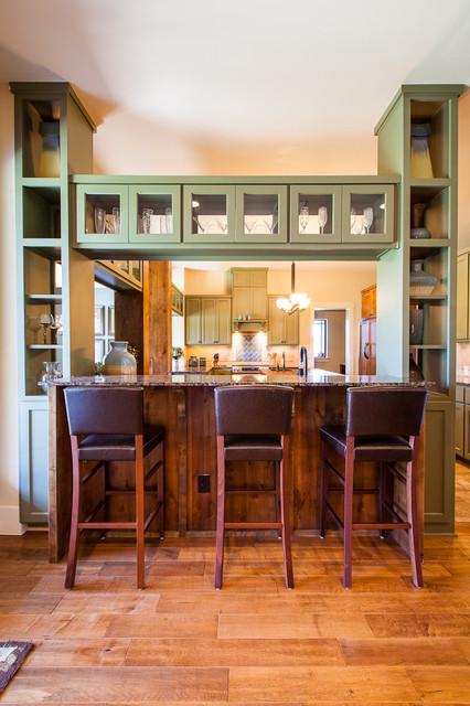 Gabriel's Overlook - Contemporary - Kitchen - Austin - by Amanda Still, Hill Design + Gallery