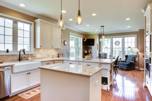 Foster Remodeling | Kitchen Remodeling | Cozy Kitchen