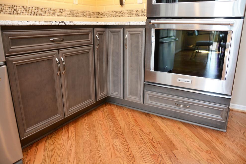Gaithersburg, MD Kitchen Remodel - Kitchen - DC Metro - by ...