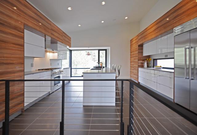 Gallagher Residence Modern Kitchen Albuquerque By