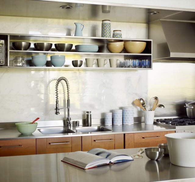Gallery Loft contemporary-kitchen