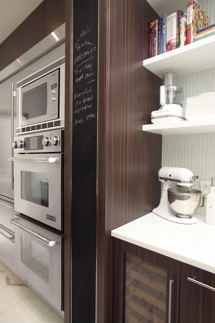 Galley kitchen contemporary kitchen toronto by for Arnal decoration