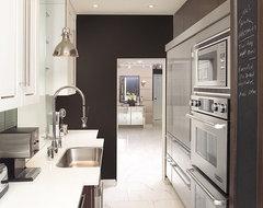 Galley Kitchen contemporary-kitchen