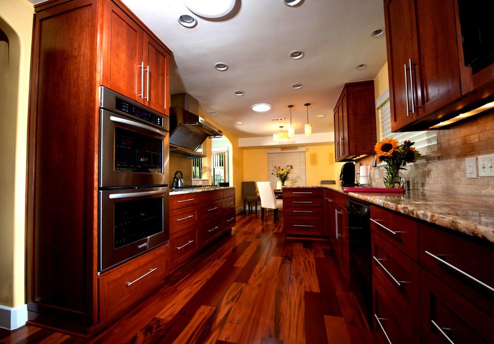 Galley Kitchen - Transitional - Kitchen - Austin - by C ...