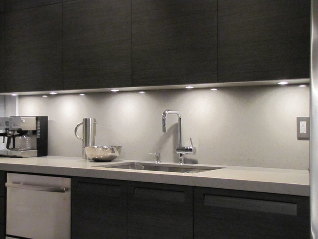 Light Downlight Contemporary Kitchen Lighting And Cabinet Hd Wallpaper Pictur