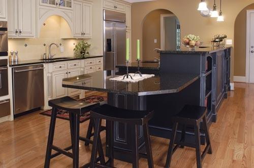 Galley kitchen redefined traditional kitchen atlanta for Traditional galley kitchen design ideas