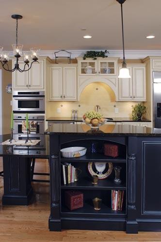 Galley Kitchen Redefined traditional-kitchen