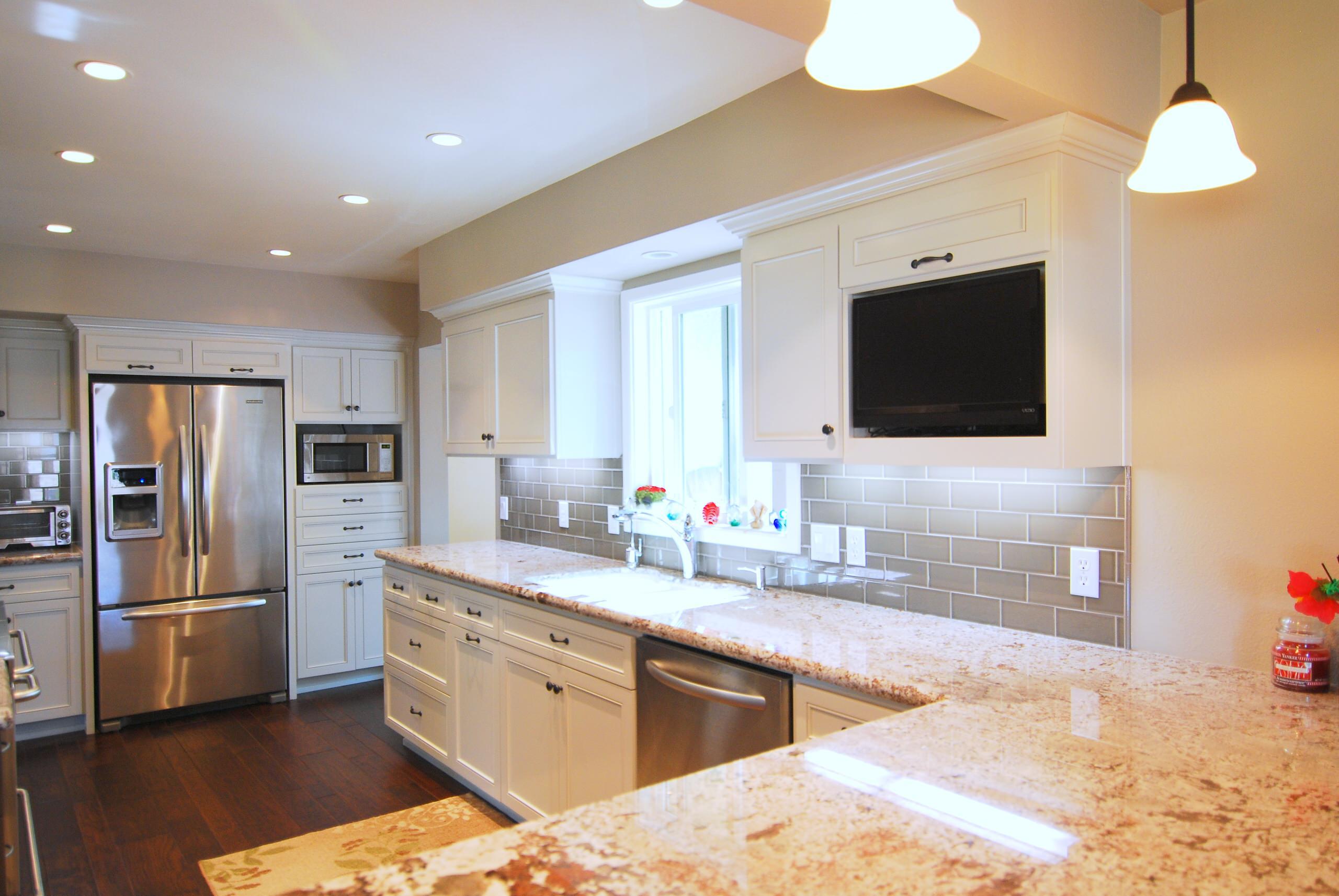 Galley Kitchen Rennovation