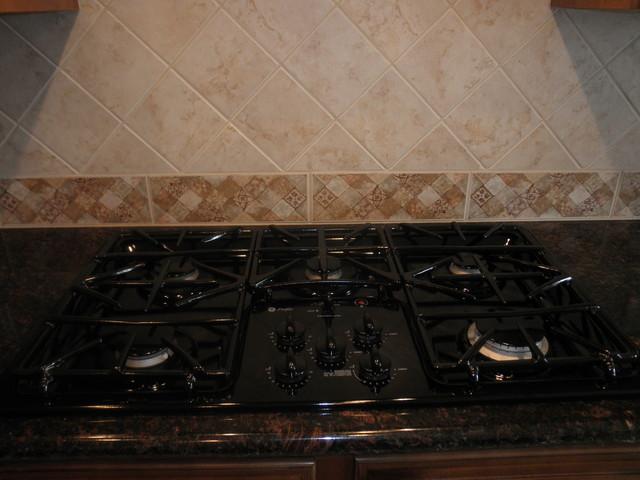 Galley Kitchen traditional-kitchen