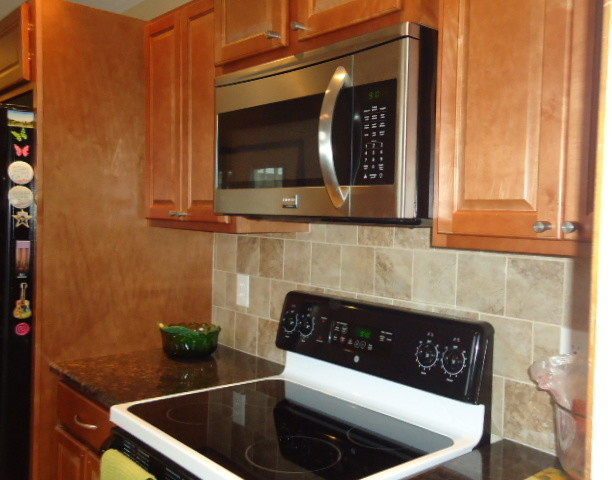 Galley kitchen update traditional kitchen other by for Updated galley kitchen photos