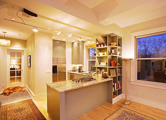 Galli Residence contemporary-kitchen