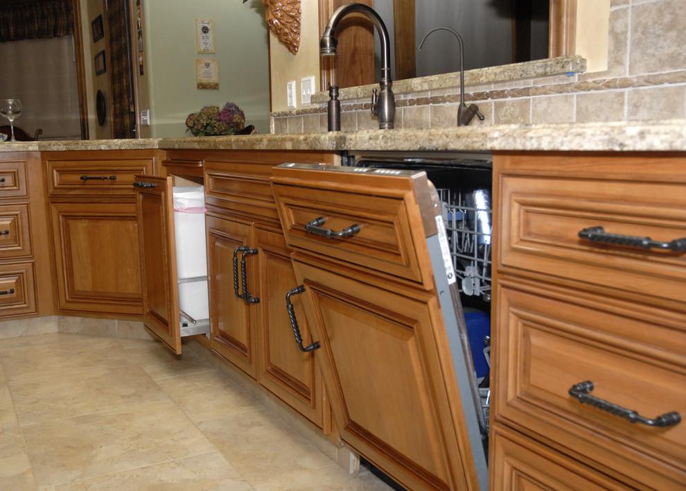 Galt Residence - Transitional - Kitchen - Sacramento - by ...