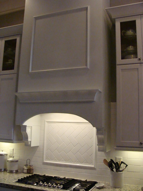 Galveston Island Victorian Kitchen Remodel traditional-kitchen