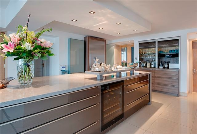 Galway Contemporary Kitchen Dublin By Surreal Designs Kitchen Studio