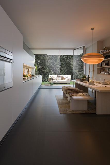 Gamma Collection Modern Kitchen Boston By Arclinea Casa Design Boston