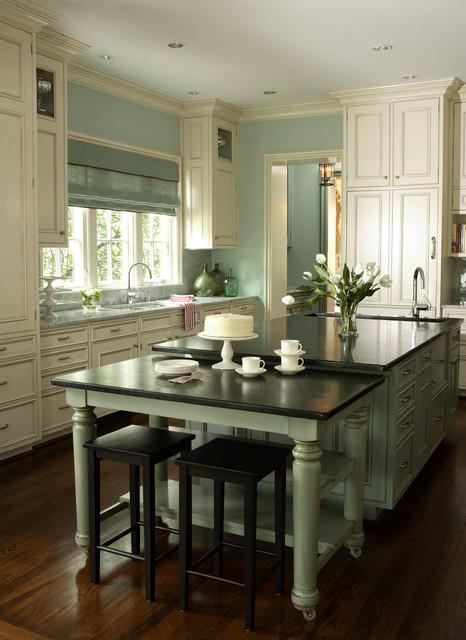 Garden Hills Residence traditional-kitchen