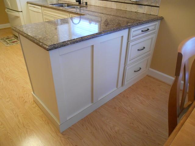 Kitchen Sink And Counterdimensions
