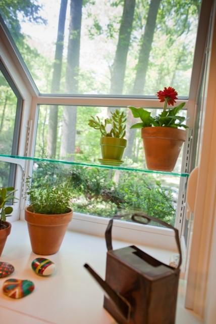 garden window above the kitchen sink kitchen dc metro