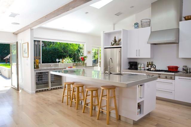 Garfield contemporary-kitchen