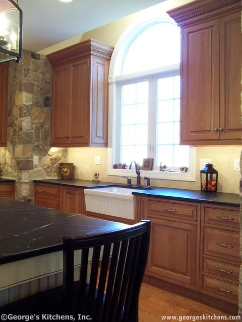 Garnet Valley Addition w/ Kitchen & Master Bath Remodel traditional-kitchen