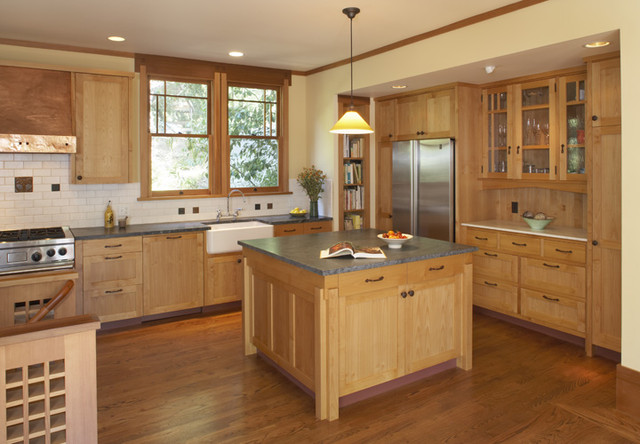 Gary Earl Parsons, Architect eclectic-kitchen